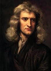 History of dental orthopedics picture of Sir Isaac Newton